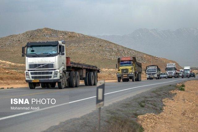 اعزام 334 دستگاه باربری لرستان به بندر امام خمینی(ره)