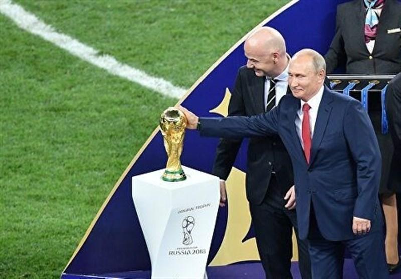 واکنش کرملین به اتهام اخذ میزبانی جام جهانی 2018 با پرداخت رشوه