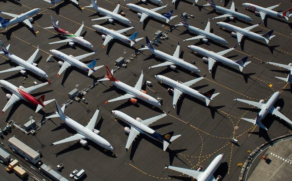 کرونا خطوط هوایی را زمین گیر کرد، شرایط نگهداری از هواپیما