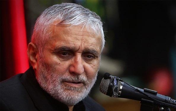 مناجات خوانی مجازی حاج منصور در حرم رضوی