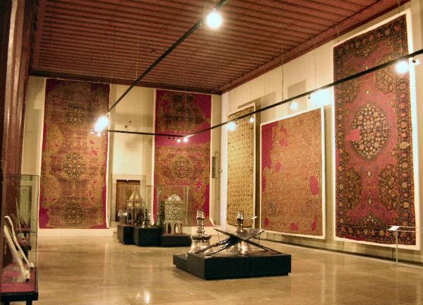 موزه فرش در دوران کرونا چقدر بازدیدکننده داشت؟