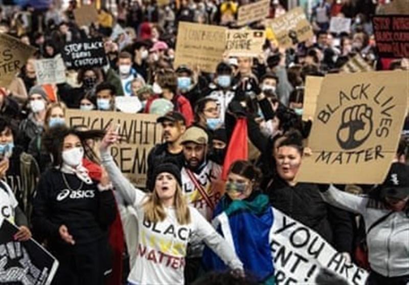دومینوی اعتراضات نژادپرستی به استرالیا رسید
