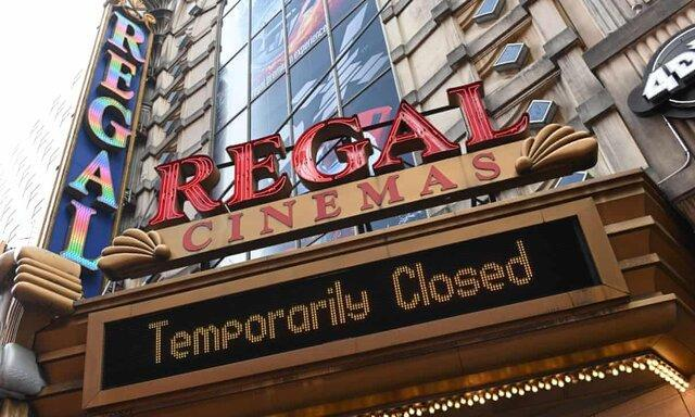فعالیت سینماهای لس آنجلس همچنان در حالت تعلیق