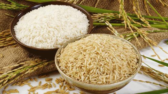 برنج سفید و قهوه ای چه ویتامین هایی دارند؟